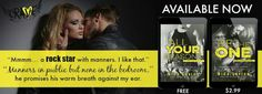 """Have you picked up Nina Levine free rockstar novella yet? It's hot, sassy & sexy! Get your copy today.  """"This book delivers romance, sexy, drama, & angst with lovable characters you relate to..."""" - Amazon reviewer  FIRST BOOK IN THIS SERIES IS FREE!!  US:http://amzn.to/1FBnMoP UK:http://amzn.to/1FnM3BV B&N:http://bit.ly/1ytSv6K KOBO:http://bit.ly/1ChxRI4 iBOOKS:http://bit.ly/1uvmQCi GOOGLE PLAY:http://bit.ly/1MfHiLU  Be The One (Crave #2) - Full length  US…"""