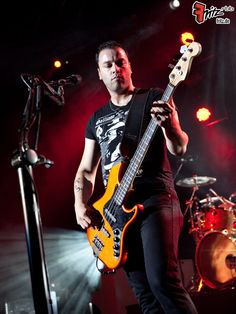 Christopher Wolstenholme. His playing is sick, sick, sick.