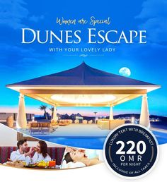 This International Women's Day, celebrate the beauty of womanhood, with a day devoted to self-pampering and rejuvenation. Unwind yourself with the calming and relaxing Women's Day special package at Dunes.