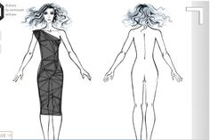 Web fashion designer