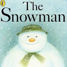 The Snowman by Raymond Briggs | 20 Magical Children's Christmas Books To Read Aloud