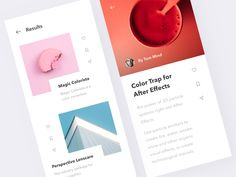 App AE learn like share bookmark simple clear news article shopping ecommerce app application Web Design, Website Design Layout, Flat Design, Ui Design Mobile, Mobile Application Design, Interface Web, Interface Design, App Design Inspiration, Design Thinking