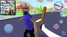 Dude Theft Auto: Open World Sandbox Simulator BETA - Android gameplay