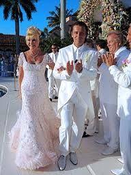from Ivana Trump's Wedding