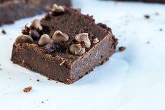 Gesunde Chocolate Brownies (ohne Mehl)