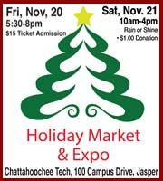 Holiday Market & Expo will be held Saturday, at Chattahoochee Tech Pickens County, Birthday Reminder, Holiday Market, Event Photos, Event Calendar, Christmas Stuff, Jasper, Georgia, Tech