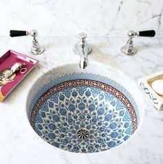WOULD love this basin....