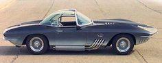 1962 Chevrolet XP-755 Mako Shark