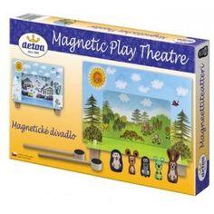 Divadlo magnetické s krtečkem