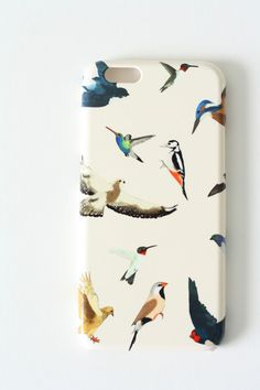 Bird Watching iPhone 6 Case