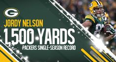 Jordy Nelson sets record, 2014 season