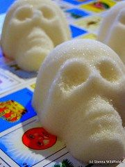 Making Mexican Sugar Skulls-1.JPG