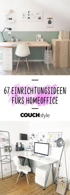 Mit einer Wandnische Platz sparen Interiors and Room - designer arbeitstisch tolle idee platz sparen