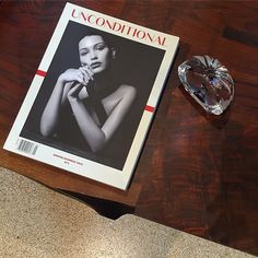 Unconditional Magazine - Issue 1 - @unconditionalmagazine #UnconditionalMagazine - Available now at #TheWebster #TheWebsterMiami