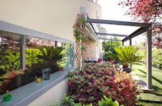 Terrasse de style  par EXiT architetti associati