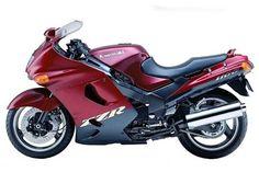 Kawasaki ZZR1000D2