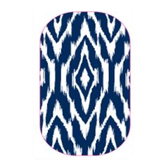 Ikat Blue (mixed mani) | Jamberry
