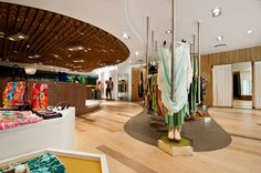 Cañamiel, latin american fashion store in Santa Fe.