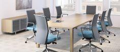 Sona knit back - conference room