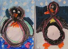 lemniscaat penguin by dutch-colours, via Flickr
