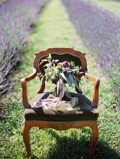 inglewood lavender farm http://www.weddingchicks.com/2013/10/01/romantic-wedding-inspiration/