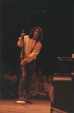 Jim Morrison Westbury Music Fair 1968