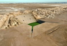 Scheduled for construction  Underground soccer stadium  United Arab Emirates
