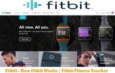 Fitbit - How Fitbit Works | Fitbit Fitness Tracker - Bingdroid.com