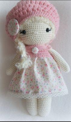 Smoozly Crochet doll