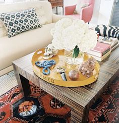 #vignettes...Thanks Pinterest...now I need an Hermes tray.