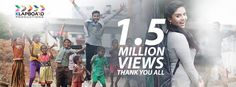 #thankyoumithrama || Reached 1.5million views || thank you all