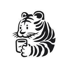 Logo Character, Logo Design, Graphic Design, Japan Design, Mini Tattoos, Picture Design, Wall Prints, Doodles, Branding