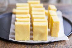 Beginners orange soap