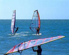 Wind Surf, praia do Futuro, Fortaleza, Ceará