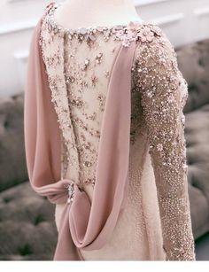 Best Party Outfit Formal Bridesmaid Ideas Source by ideas party Kebaya Modern Dress, Kebaya Dress, Dress Pesta, Hijab Gown, Hijab Dress Party, Kebaya Wedding, Muslimah Wedding Dress, Dress Wedding, Muslim Fashion