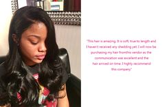 Customers Reviews  Lumiere Hair Brazilian Straight hair ,can be dyed to #27 can be curled and can be restyled,click to check