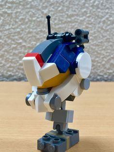 Lego Mecha, Bionicle Lego, Lego Robot, Lego Friends, Micro Lego, Lego Spaceship, Lego System, Cool Lego Creations, Lego Design