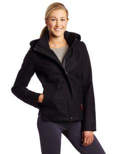 Icebreaker COASTAL Paramount Hood Black - Small | Vesten/jasjes lange en korte mouw | MOOSECAMPwebshop