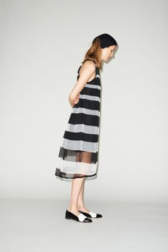 Band of Outsiders Resort 2015 Collection Slideshow on Style.com