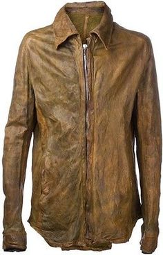 Incarnation-Deer-Leather-Shirt-Guidi-Carol-Christian-Poell-A1923