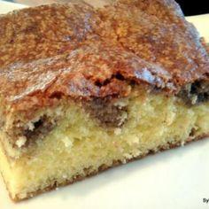 Lemon Breakfast Cake