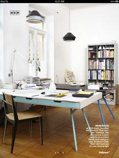 Lovely desk.