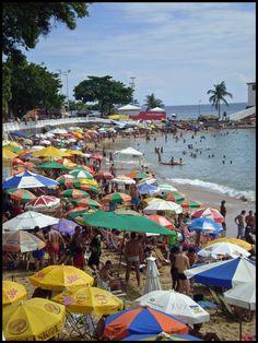 Brazil during Carnival -
