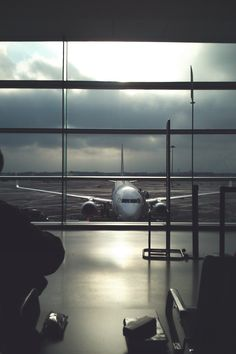 Airports can be so special, everyone has a destination and a story.