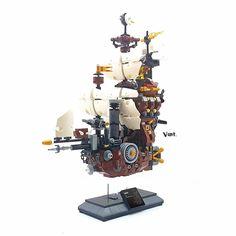 Vant . - MOC : Mini MetalBeard's Sea Cow - Explore Vant's photos on Flickr. Vant. has uploaded 16 photos to Flickr.