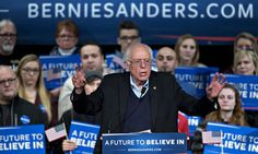 Bernie Sanders Could Be The Nominee, But This Is What He'd Have To Overcome