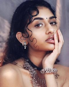 Image may contain: 1 person, closeup Beautiful Lips, Beautiful Girl Image, Beautiful Women, Insta Image, I Love Girls, Most Beautiful Indian Actress, Cute Faces, India Beauty, Sweetie Belle
