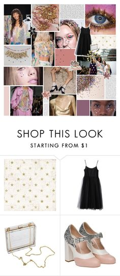 """""""Take my endless summer and turn it into winter."""" by bananafrog ❤ liked on Polyvore featuring She's So, GET LOST, Bilitis dix-sept ans, Miu Miu, SHAN and H&M"""