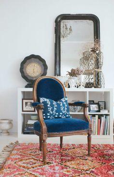 at home with angela van der meulen.