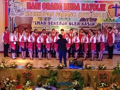 Gratefuly. Many thanks to choose Iyeng.Id for uniform. They Win in this choir contest